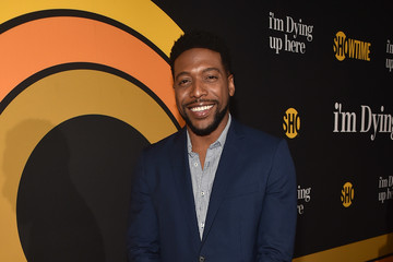 Jocko Sims Premiere of Showtime's 'I'm Dying Up Here' - Red Carpet