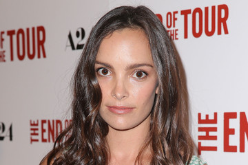 Jodi Balfour Premiere of A24's 'The End of the Tour' - Red Carpet