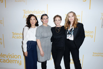 Jodie Comer Sally Woodward Gentle 'Killing Eve' Premiere Event – Red Carpet, Screening, And After Party