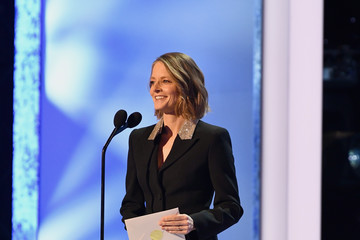Jodie Foster 25th Annual Screen Actors Guild Awards - Inside