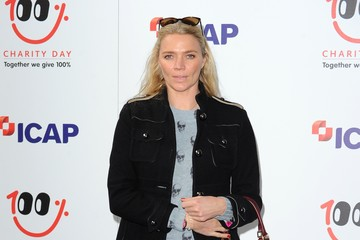 Jodie Kidd Prince Harry ICAP Charity Trading Day In Aid Of Sentebale