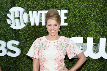 Jodie Sweetin CBS, CW, Showtime Summer TCA Party - Arrivals