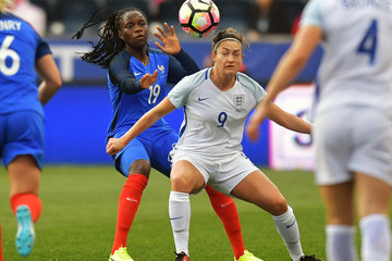 Jodie Taylor England v France - SheBelievesCup 2017