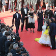 """Jodie Turner-Smith """"Stillwater"""" Red Carpet - The 74th Annual Cannes Film Festival"""