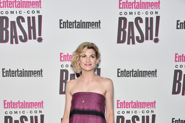 Jodie Whittaker Entertainment Weekly Hosts Its Annual Comic-Con Party At FLOAT At The Hard Rock Hotel In San Diego In Celebration Of Comic-Con 2018 - Arrivals