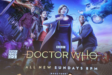 Jodie Whittaker BBC America's 'Doctor Who' Global Premiere At New York Comic Con