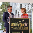 Jody Gerson Alejandro Sanz Honored With A Star On The Hollywood Walk Of Fame