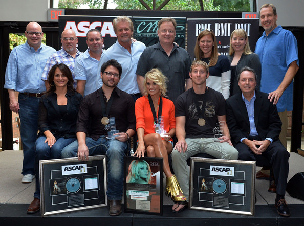 """BMI/ASCAP #1 Party For """"Good Girl"""" Performed By Carrie Underwood"""