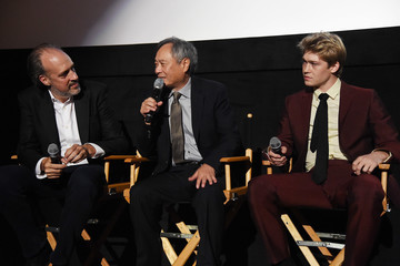 Joe Alwyn 54th New York Film Festival - 'Billy Lynn's Long Halftime Walk' Intro and Q&A