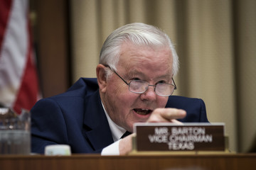 Joe Barton House Energy and Commerce Committee Holds Hearing on Opioid Crisis