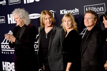 Joe Elliot 2019 Rock & Roll Hall Of Fame Induction Ceremony - Arrivals