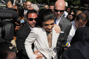Joe Giudice Teresa And Joe Giudice Court Appearance