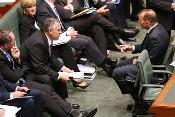 Joe Hockey 2015 Federal Budget Release Sparks Debate During Question Time