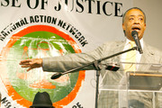Al Sharpton and Joe Jackson Photos Photo