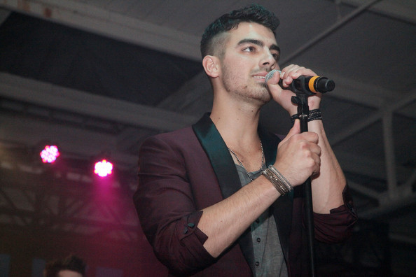 Joe Jonas Joe Jonas performs during the 2011 Sounds Like PAPER Concert at The House of Vans on July 6, 2011 in New York City.