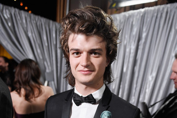 Joe Keery The 23rd Annual Screen Actors Guild Awards - Trophy Room