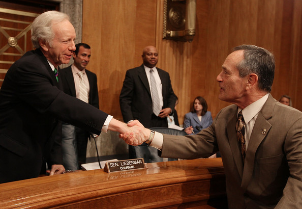 Senate Holds Hearing On Border Security Issues