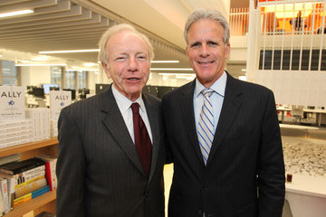 Joe Lieberman Officials Attend the Book Release Party for Michael Oren's 'Ally: My Journey Across the American-Israeli Divide'