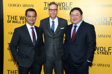 Joe Low 'The Wolf of Wall Street' Premieres in NYC — Part 3
