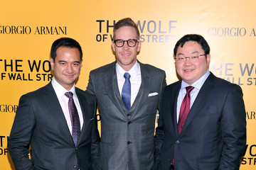 Joe Low 'The Wolf of Wall Street' Premieres in NYC — Part 2