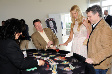 Joe Lupo Celebs at Haley and Jason's Summer Kick-Off Soiree