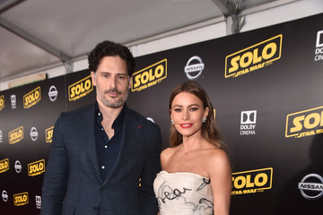 Joe Manganiello Stars And Filmmakers Attend The World Premiere Of 'Solo: A Star Wars Story' In Hollywood