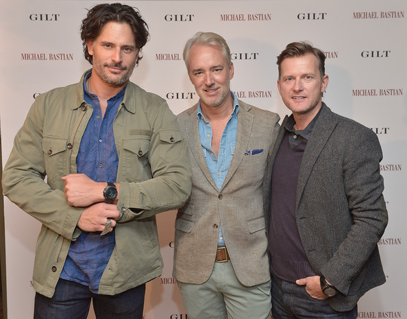 Joe Manganiello - The MB Chronowing Smartwatch Launch