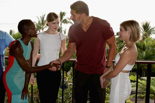 Joe Manganiello - Maui Film Festival at Wailea: Day 1