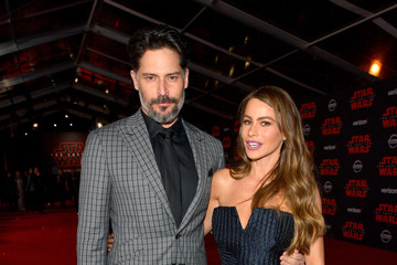 Joe Manganiello Premiere of Disney Pictures and Lucasfilm's 'Star Wars: The Last Jedi' - Red Carpet