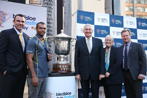 Australian Wallabies Bledisloe Cup Launch Event
