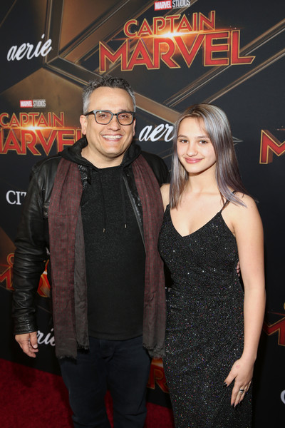 Joe Russo and Ava Russo Photos - 1 of 3