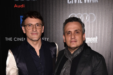 Joe Russo The Cinema Society With Audi and FIJI Water Host a Screening of Marvel's 'Captain America: Civil War'