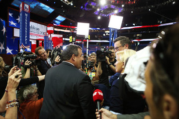 Joe Scarborough Mika Brzezinski 2012 Republican National Convention Delayed By Tropical Storm Isaac