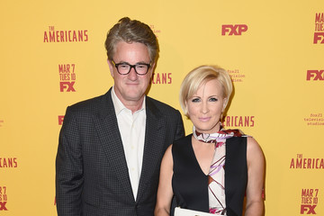 Joe Scarborough 'The Americans' Season 5 Premiere