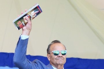 Joe Torre Baseball Hall of Fame Induction Ceremony