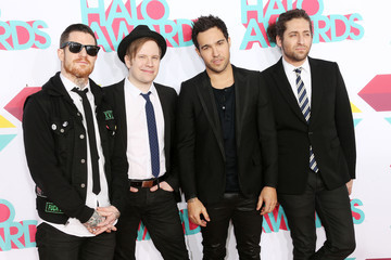 Joe Trohman Andy Hurley Arrivals at the HALO Awards in Hollywood
