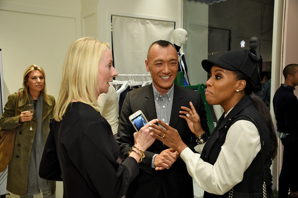 Tory Burch & Joe Zee Host The Launch For 'That's What Fashion Is' by Joe Zee []