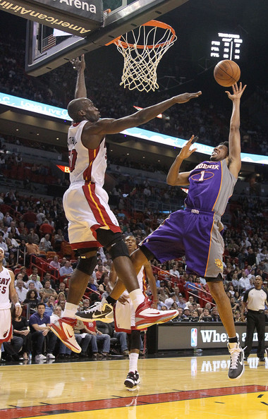Joel Anthony Pictures - Phoenix Suns v Miami Heat - Zimbio