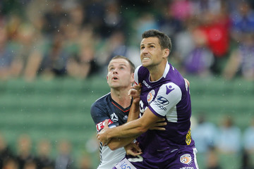 Joel Chianese A-League Rd 24 - Perth vs. Melbourne