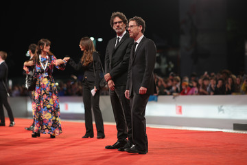 Joel Coen The Ballad Of Buster Scruggs Red Carpet Arrivals - 75th Venice Film Festival