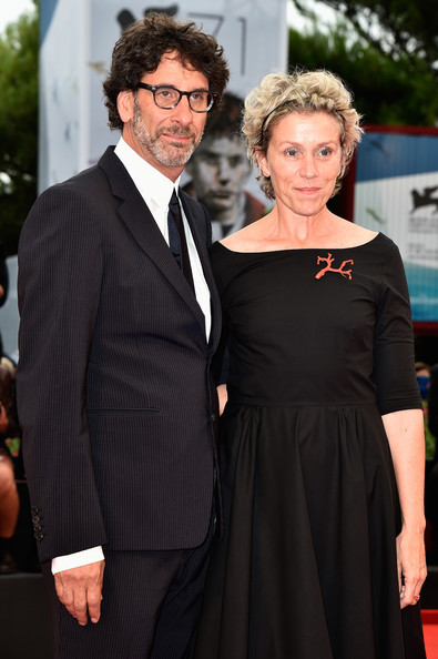 Image result for frances mcdormand and joel coen