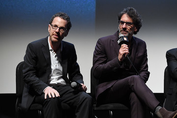 Joel Coen 56th New York Film Festival - 'The Ballad Of Buster Scruggs' - Intro And Q&A