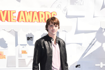 Joel Courtney The 2015 MTV Movie Awards - Arrivals