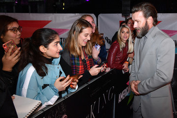 Joel Edgerton 'The King' UK Premiere - 63rd BFI London Film Festival
