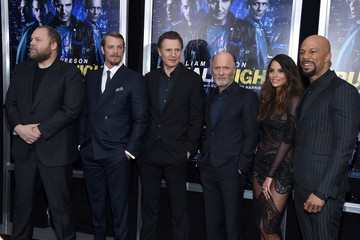 Joel Kinnaman 'Run All Night' Premieres in NYC