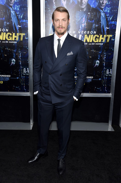 Joel Kinnaman - 'Run All Night' Premieres in NYC