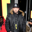 Joel Madden VFILES - Front Row - February 2017 - New York Fashion Week
