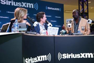 Joel Osteen SiriusXM at Super Bowl LII