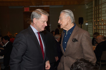 Joel Schumacher AARP's Movies for Grownups Luncheon Honoring Michael Douglas