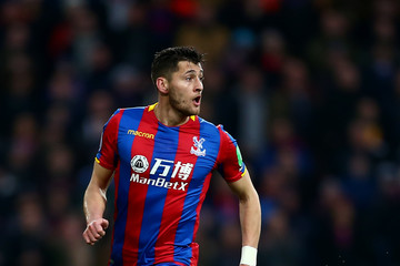 Joel Ward West Bromwich Albion v Crystal Palace - Premier League
